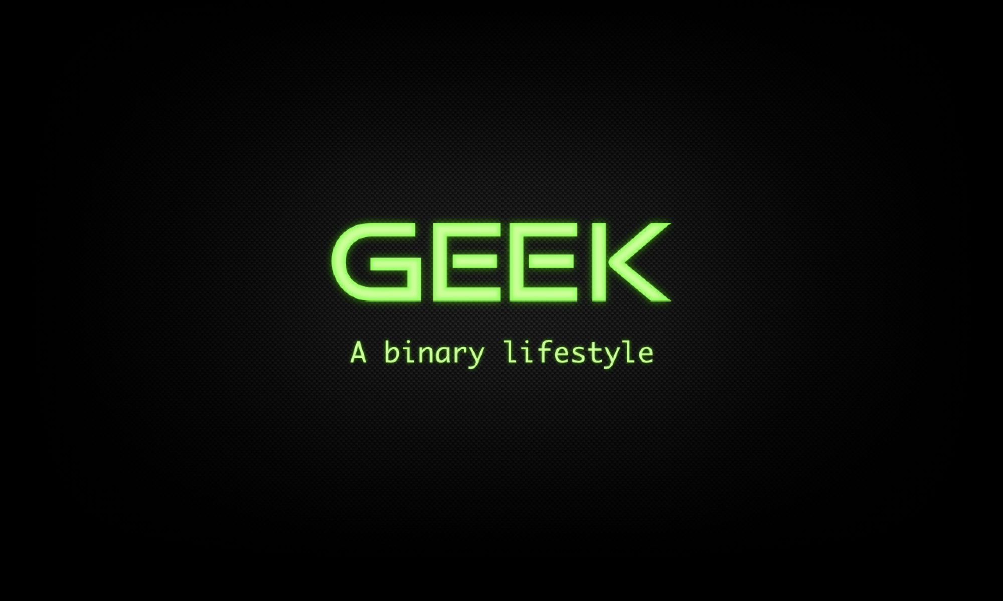Geek Gazette