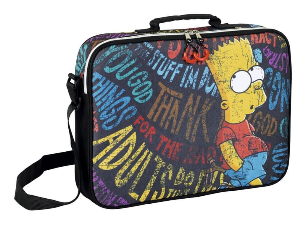 housse pour ordinateur portable simpson Bart
