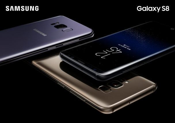 galaxy s8 couleurs