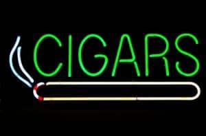 Magasin De Cigares, Inscrivez Vous, Cigares, Symbole