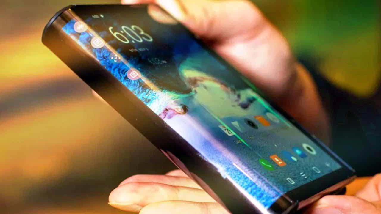 Un nouveau téléphone pliable de Samsung